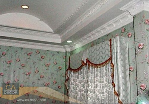 Curtain box design 5