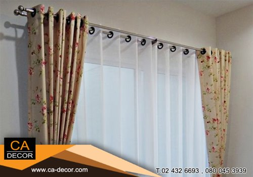 Eyelet Curtains 16