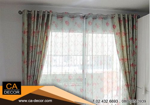 Eyelet Curtains 2