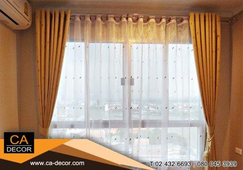 Eyelet Curtains 20