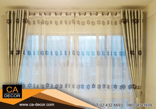 Eyelet Curtains 25