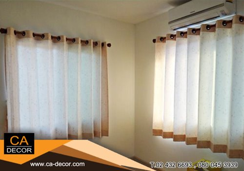 Eyelet Curtains 40
