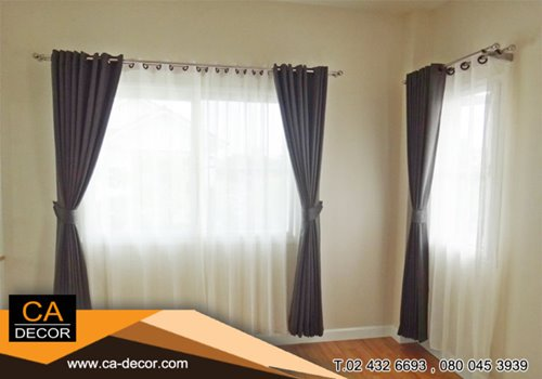 Eyelet Curtains 8