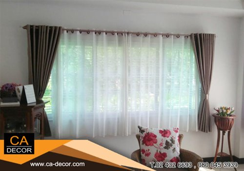 Eyelet Curtains 9