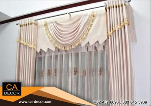 Louis curtain design 9