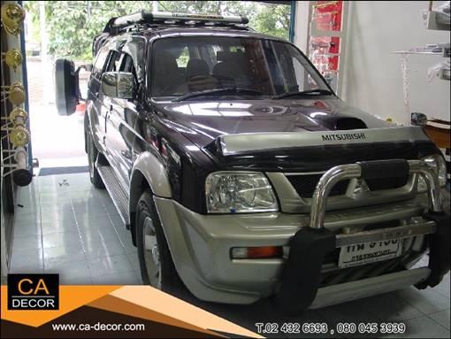 Mitsubishi G-Wagon_car curtain