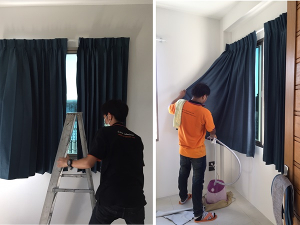 how to Wash curtain