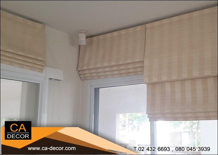 Folding curtains-Woven fabrics-2