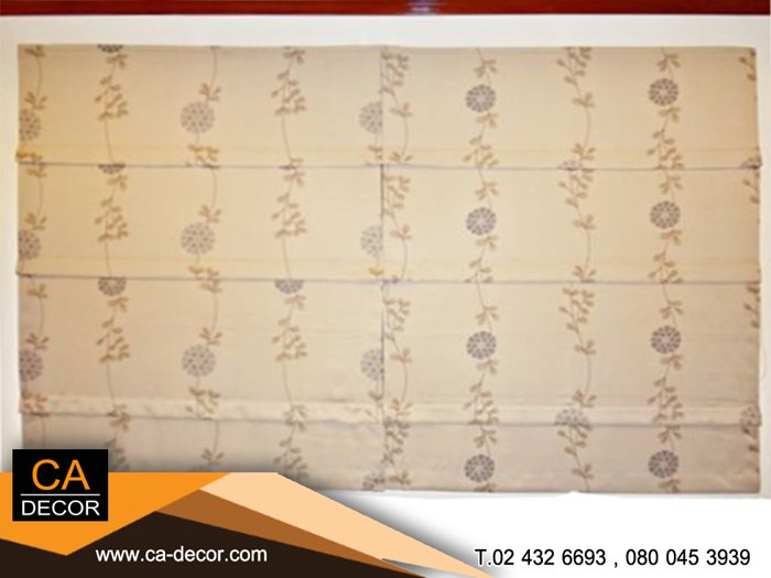 Roman blinds-Your House-1