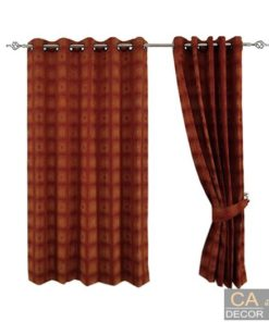 Ready made windows curtain